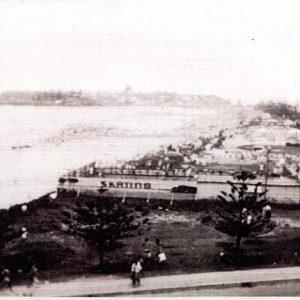 Coolawai Skating Rink, Coolangatta, circa 1940s. Eunice Parkes, photographer