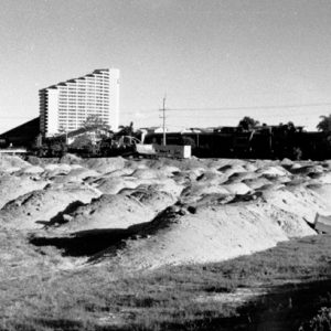 Diamond Head development, Florida Gardens, circa 1987. L. Cleland, photographer