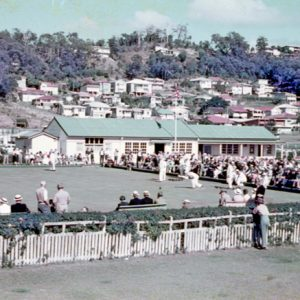 Burleigh Heads Bowls Club, circa 1959. G. A. Black, photographer