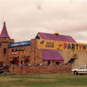 Gold Coast Partyworld, circa late 1990s. Photographer Fred Saxon