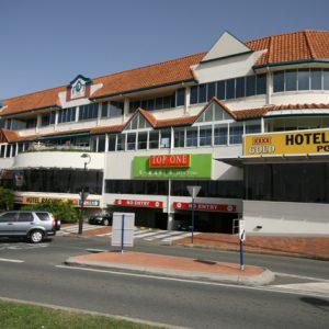 Australia Fair Shopping Centre, Southport, 2010. Cal Mackinnon, photographer