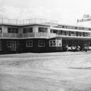 Hi Ho Motel, Broadbeach, Queensland, circa 1950s. Photographer unknown