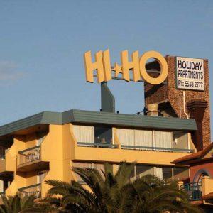 The Hi Ho Motel